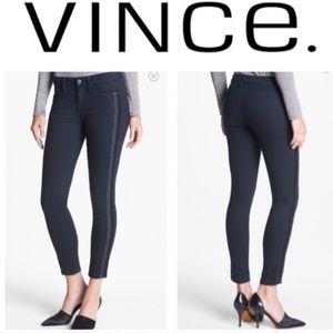 Vince - Dylan Skinny Side Stripe Jeans